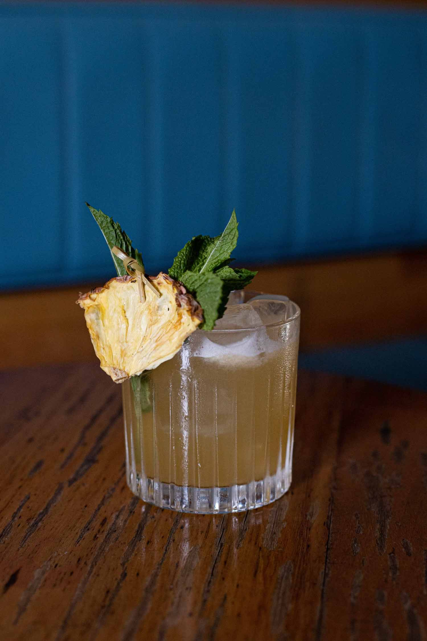 The Kentucky Krawler at Alfred's Bar in Adelaide.