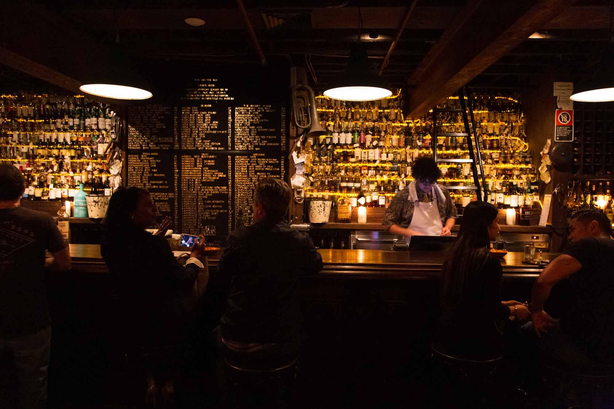 The Baxter Inn, Sydney. Photo: Boothby