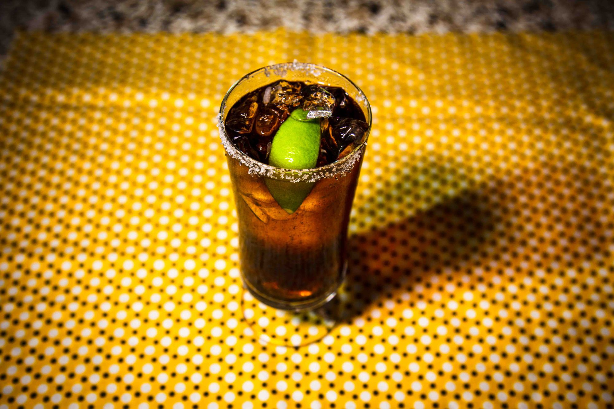 The Batanga cocktail is one of our go to tequila drinks. Photo: Boothby