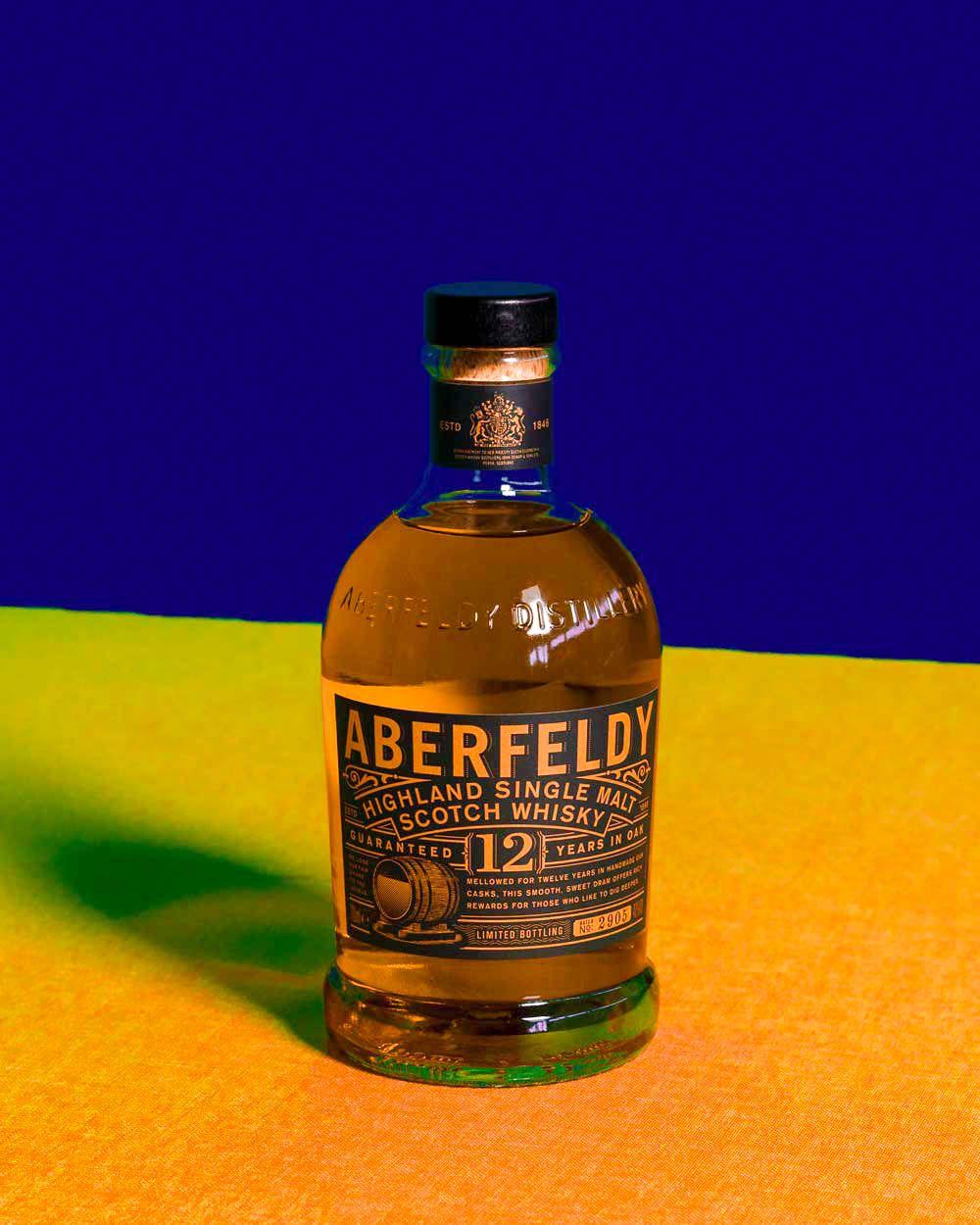 Aberfeldy 12. Photo: Boothby